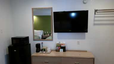 Rodeway Inn Civic Center San Francisco - Flat Screen Television
